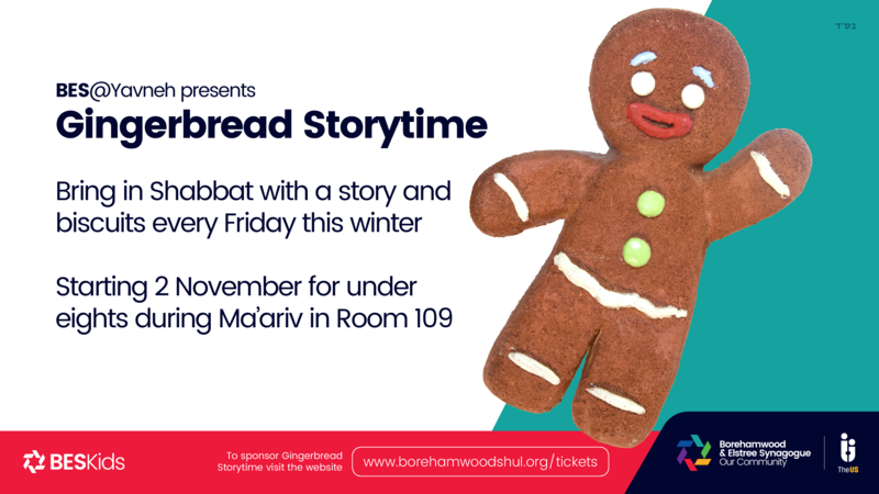 Gingerbread Storytime