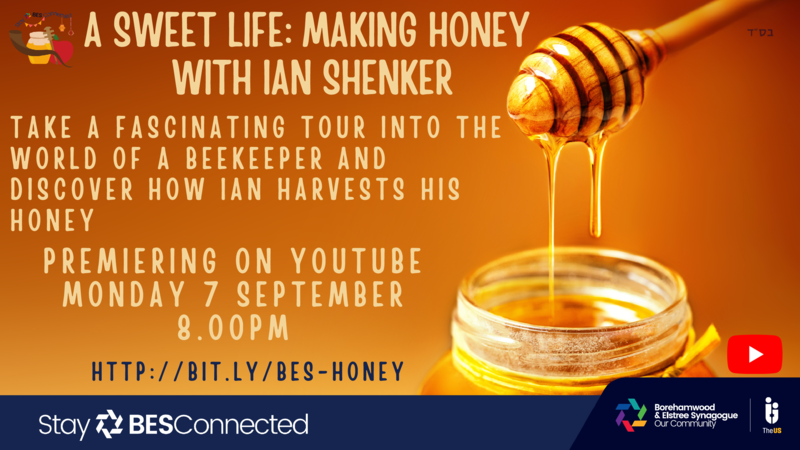 A Sweet Life: Making Honey with Ian Shenker