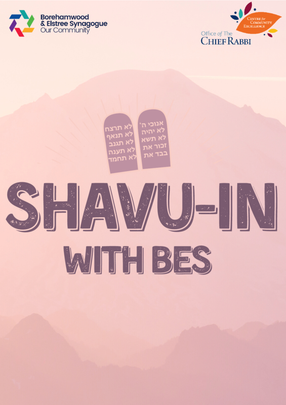 Shavuot-in Booklet