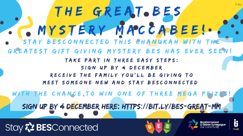 The Great BES Mystery Maccabee